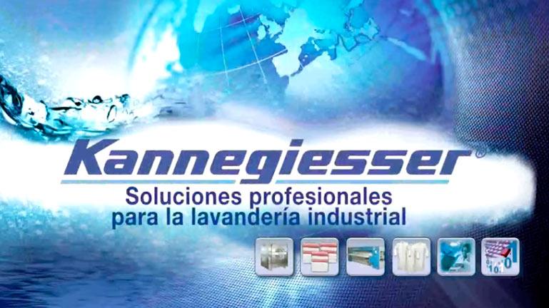 Soluciones Kannegiesser para la lavandería industrial